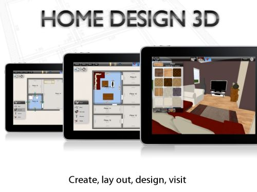 Livecad logiciel d 39 architecture 3d for Interior design decoration app