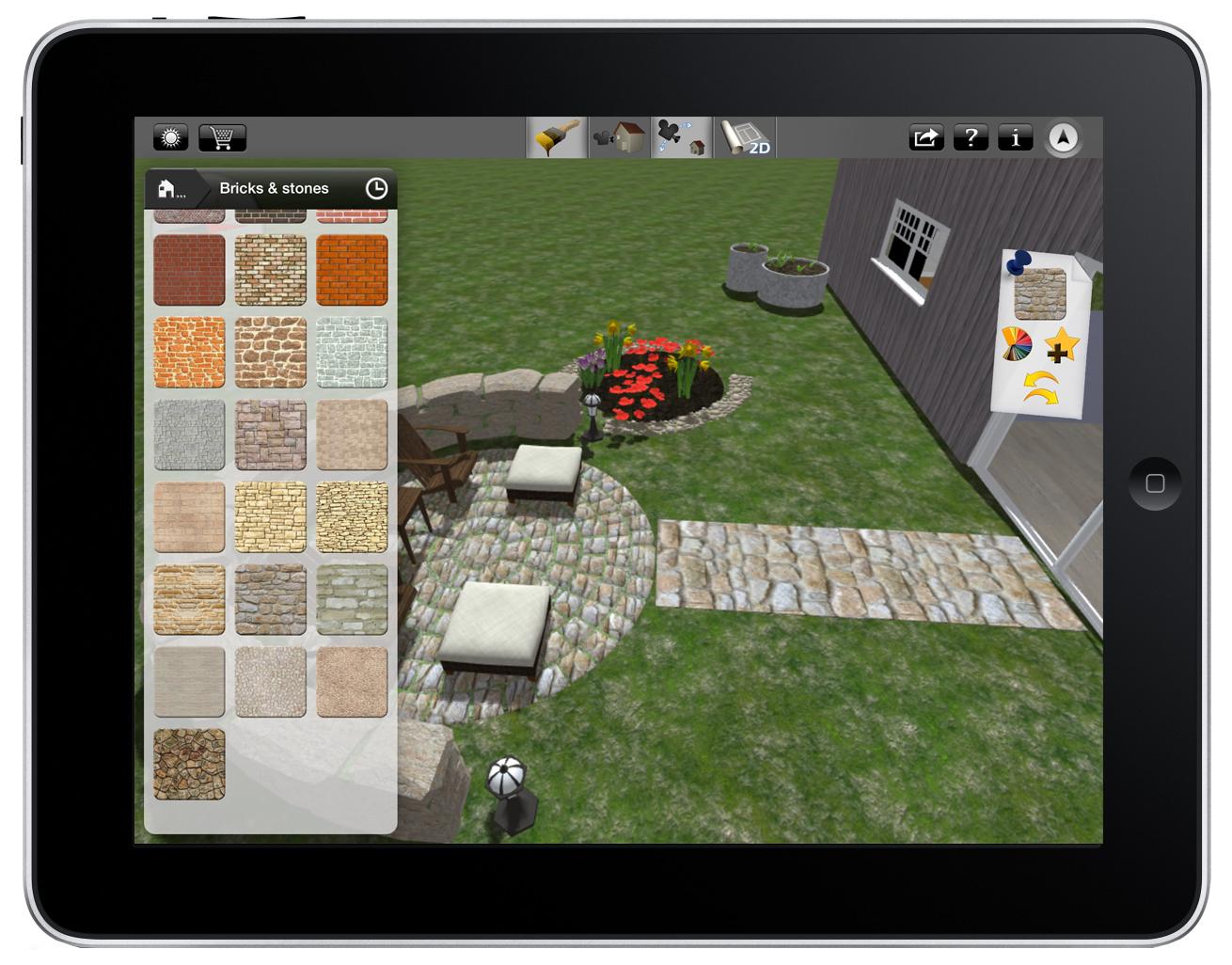 Plan maison gratuit pdf avec son interface peu attrayante for Architecte 3d ipad