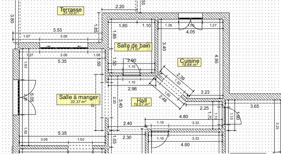 Plan maison 2d gratuit pdf segu maison for Architecture interieur pdf